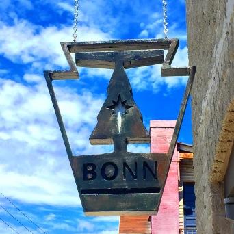 Bonn sign